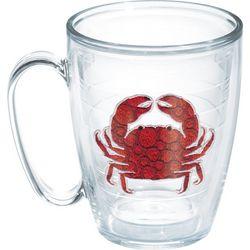 Tervis 16 oz. Red Crab Mug