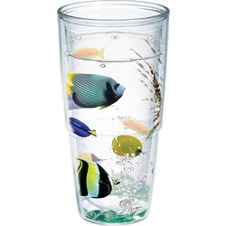 Tervis 24 oz. Colorful Fish Tumbler