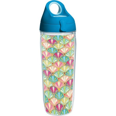 Tervis 24 oz. Mermaid Scallop Water Bottle