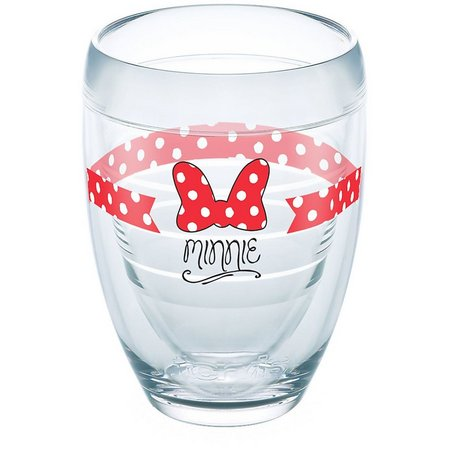 Tervis 9 oz. Minne Mouse Bow Stemless Goblet