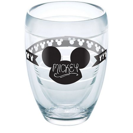 Tervis 9 oz. Mickey Mouse Stemless Wine Goblet