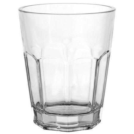 Tropix 12 oz. Working Double Old Fashioned Glass