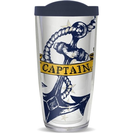 COVO 16 oz. Captain Is Always Right Travel