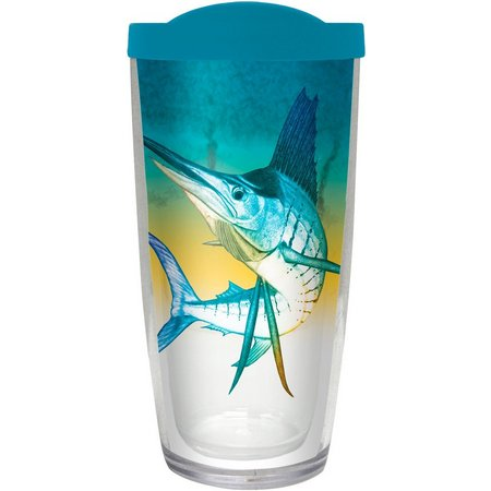 Reel Legends 16 oz. Aleyn Travel Tumbler
