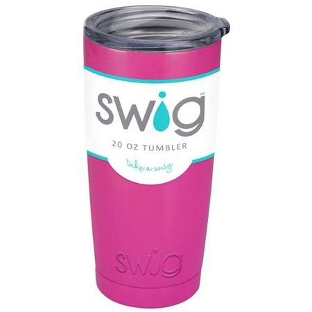 New! Swig 20 oz. Vacuum Insulated Tumbler