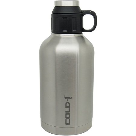 COLD-1 64 oz. Stainless Steel Vacuum Growler