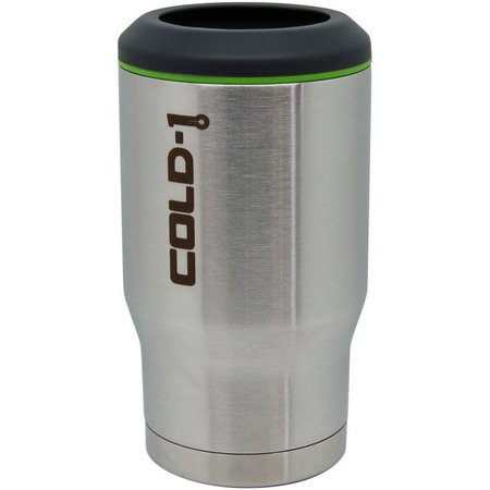 COLD-1 Vacuum Insulated Bottle/Can Cooler