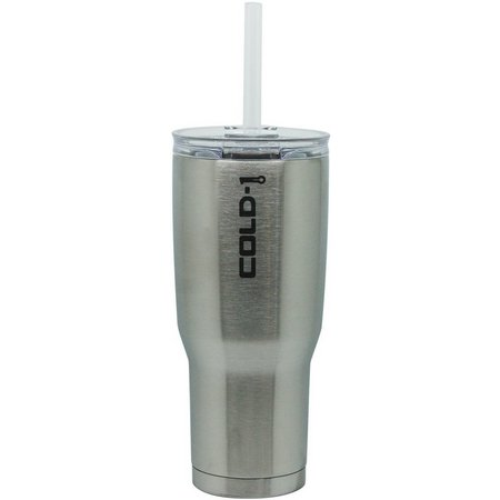 COLD-1 24 oz. Insulated Stainless Steel Tumbler