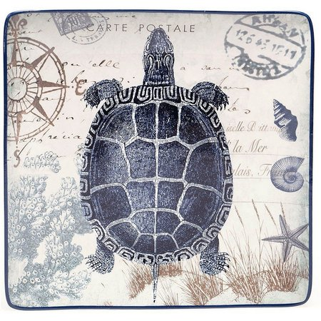 Certified International Turtle Dinner Plate