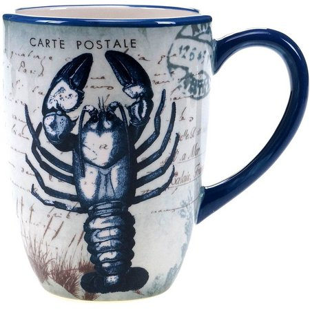 Certified International Lobster Mug