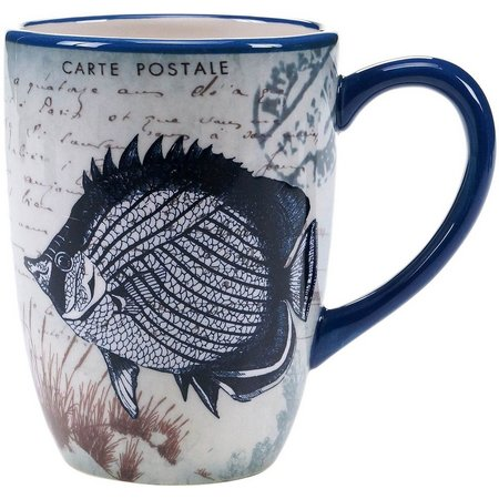 Certified International Fish Mug