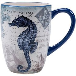 Certified International Seahorse Mug