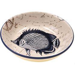 Certified International Fish Pasta Bowl