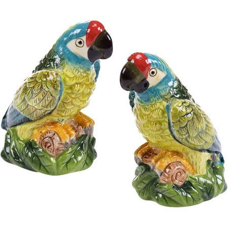 Certified International Tropics Salt & Pepper Set