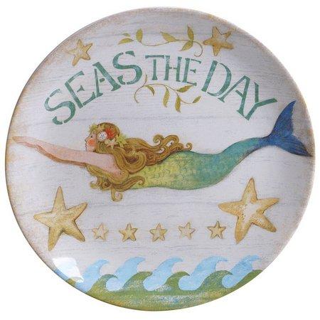New! Certified International Sea Beauty Dinner Plate