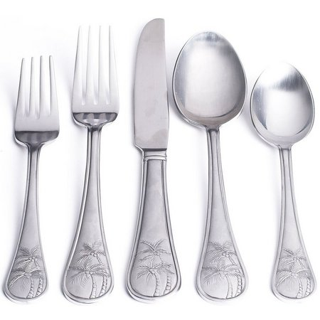 Cambridge Silversmiths Palm 20-pc. Flatware Set