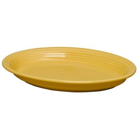Fiesta Sunflower Oval Platter