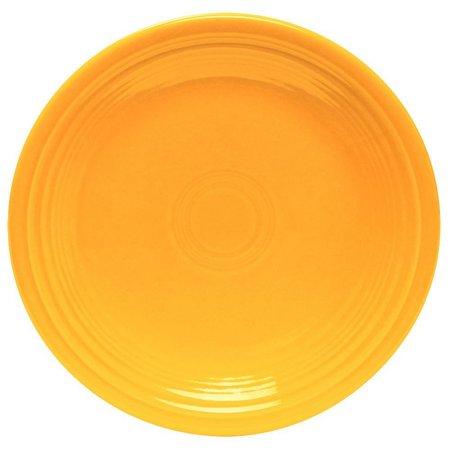 Fiesta Sunflower Luncheon Plate