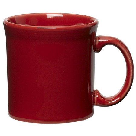 Fiesta Scarlet 12 oz. Java Mug