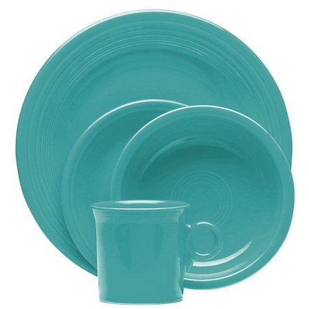 Fiesta 4-pc. Turquoise Place Setting