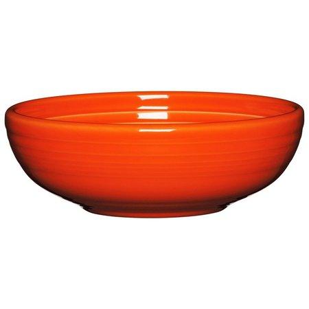 Fiesta Poppy Medium Bistro Bowl