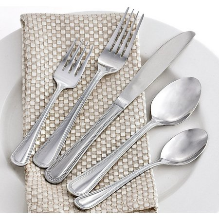 Pfaltzgraff 80-pc. Pearl Flatware Set