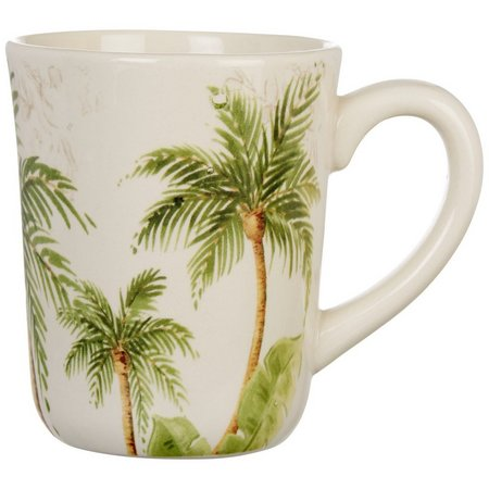Gibson 16-oz. Palm Tree Mug
