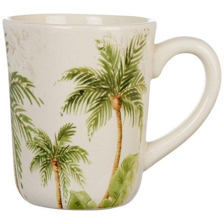 Gibson 16-oz. Palm Tree Mug