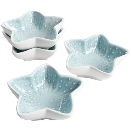 Coastal Home 4-pc. Starfish Bowl Set