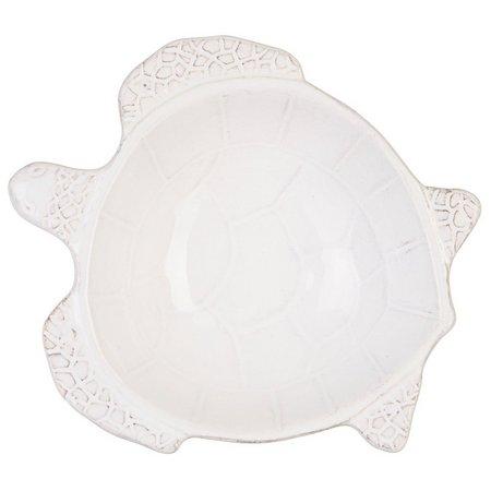 Coastal Home Small Turtle Bowl