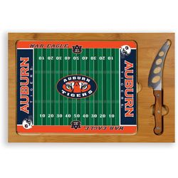 Auburn Tigers Icon Cutting Board by Picnic Time