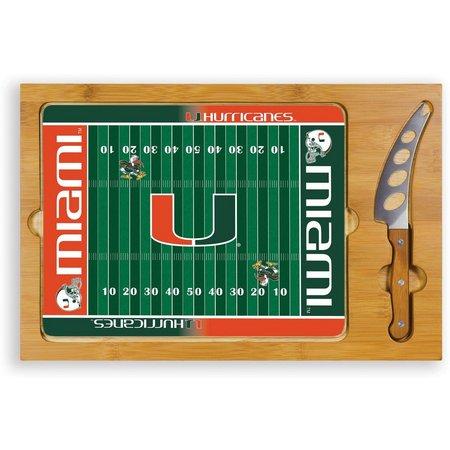 Miami Hurricanes Icon Cutting Board by Picnic Time