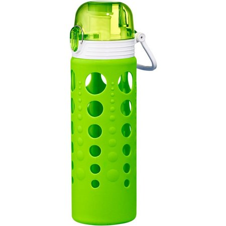 Artland Flip Top Green Hydration Bottle