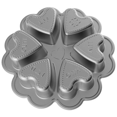 Nordic Ware Conversation Hearts Pan