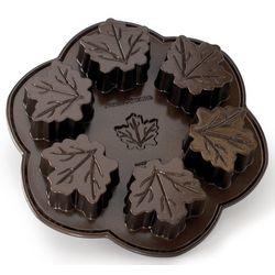 Nordic Ware Maple Leaf Cakelet Pan