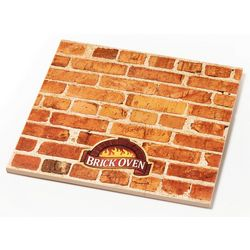 Brick Oven 12'' Square Pizza Stone