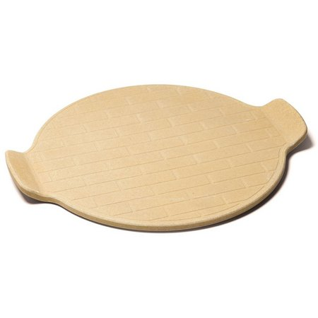 Brick Oven 13'' Round Pizza Stone With Decal