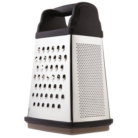 Farberware Professional Box Grater with Food Tray