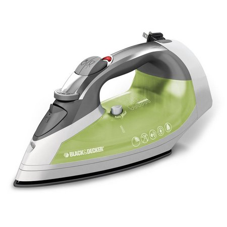 Black & Decker ICR06X Cord Reel Steam Iron