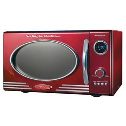 Nostalgia Electrics RMO400 Retro Series Microwave