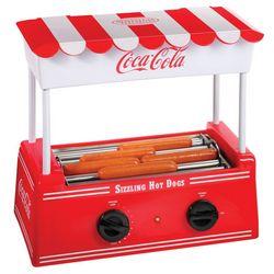 Nostalgia Electrics HDR565COKE Hot Dog Roller
