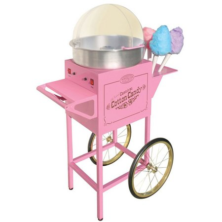 Nostalgia Electrics CCM600 Cotton Candy Cart