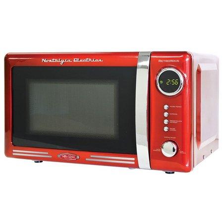 Nostalgia Electrics RMO770 Retro Series Microwave