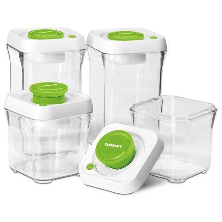 Cuisinart FreshEdge Green 8-pc. Storage Set