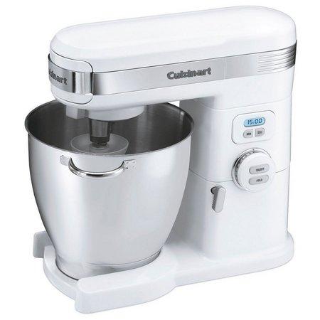 Cuisinart SM-70 White 7 Quart Stand Mixer