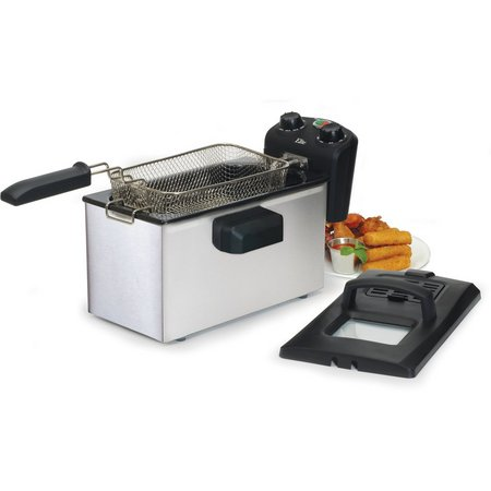 Elite EDF-3500 3.5 qt. Immersion Deep Fryer