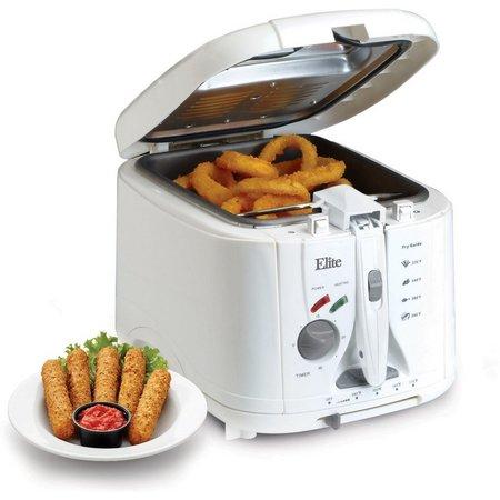 Elite Cuisine 2 qt. Cool Touch Deep Fryer