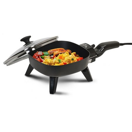 Elite Cuisine 7'' Non-Stick Electric Skillet