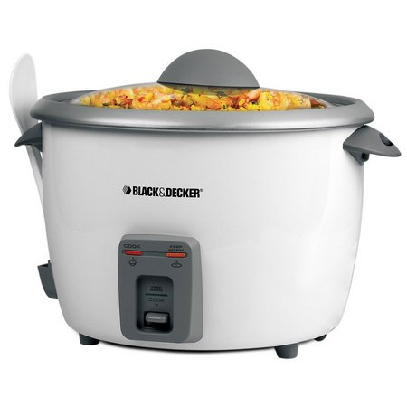 Black & Decker RC5428 28-Cup Rice Cooker