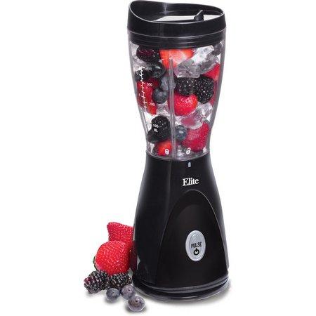 Elite Cuisine EPB-2570 Black Personal Drink Mixer